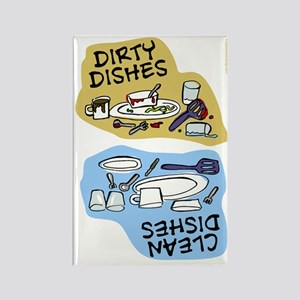 Clean Dishes/dirty Dishes Magnet Magnets